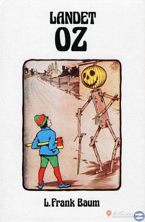 Landet Oz av L Frank Baum