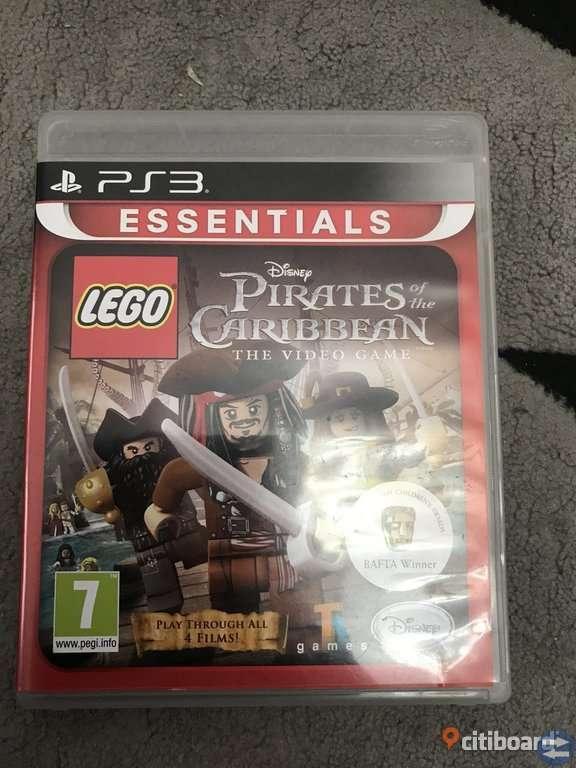 Lego pirat ps3