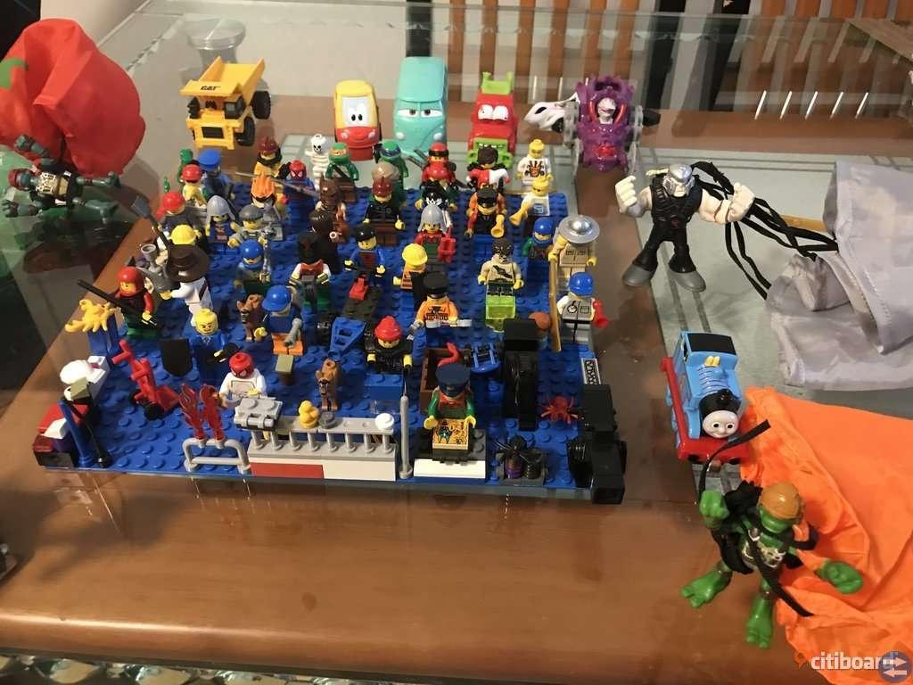 Lego och bilar