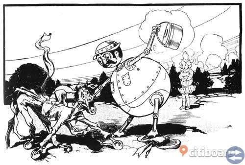 Ozma från Oz av L Frank Baum