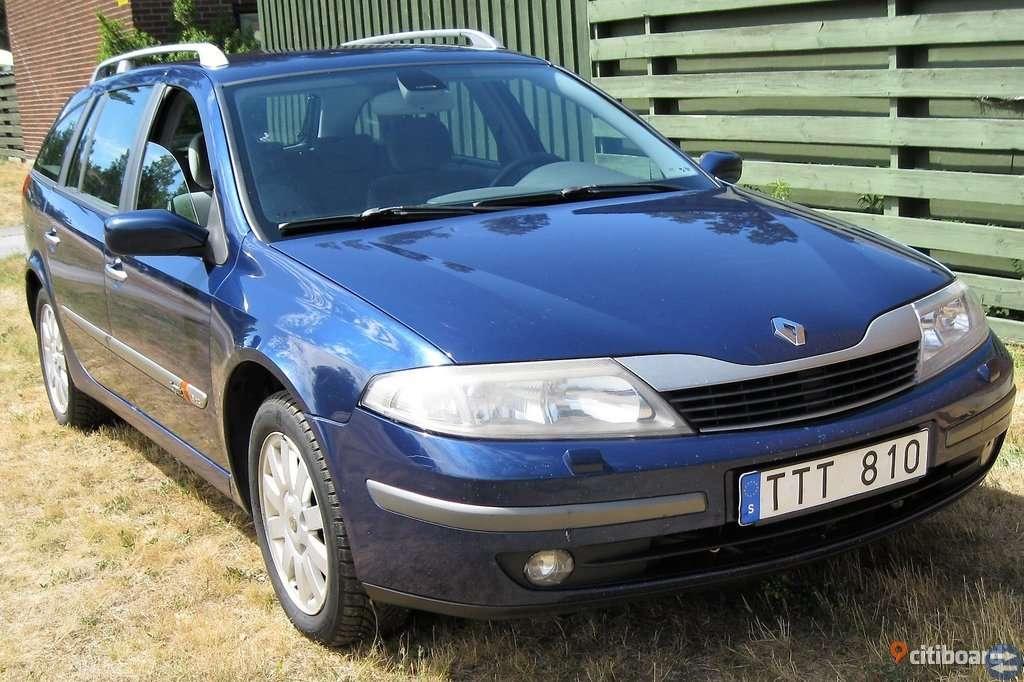 Bil Renault G Laguna 1.9 dCi