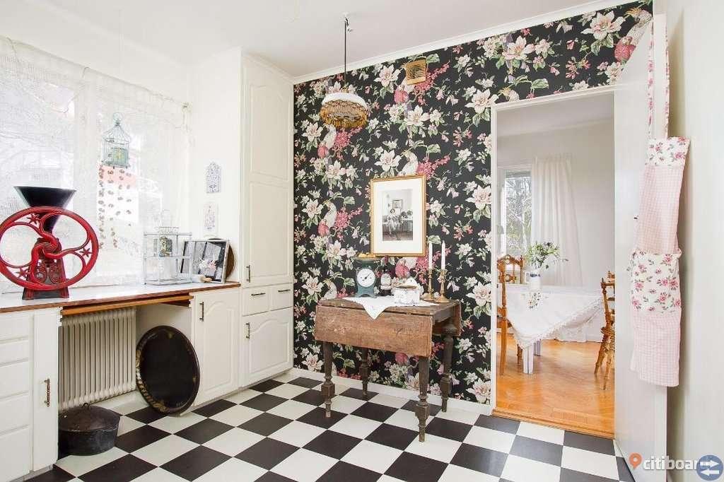 84 kvm villa 4 rum och kök uthyres i Centrala Virserum, Hultsfreds Kommun, Kalmar Län