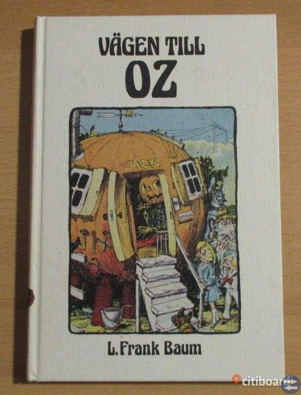 Vägen till Oz av L Frank Baum