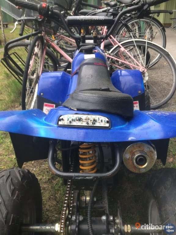 Lil fyrhjuling