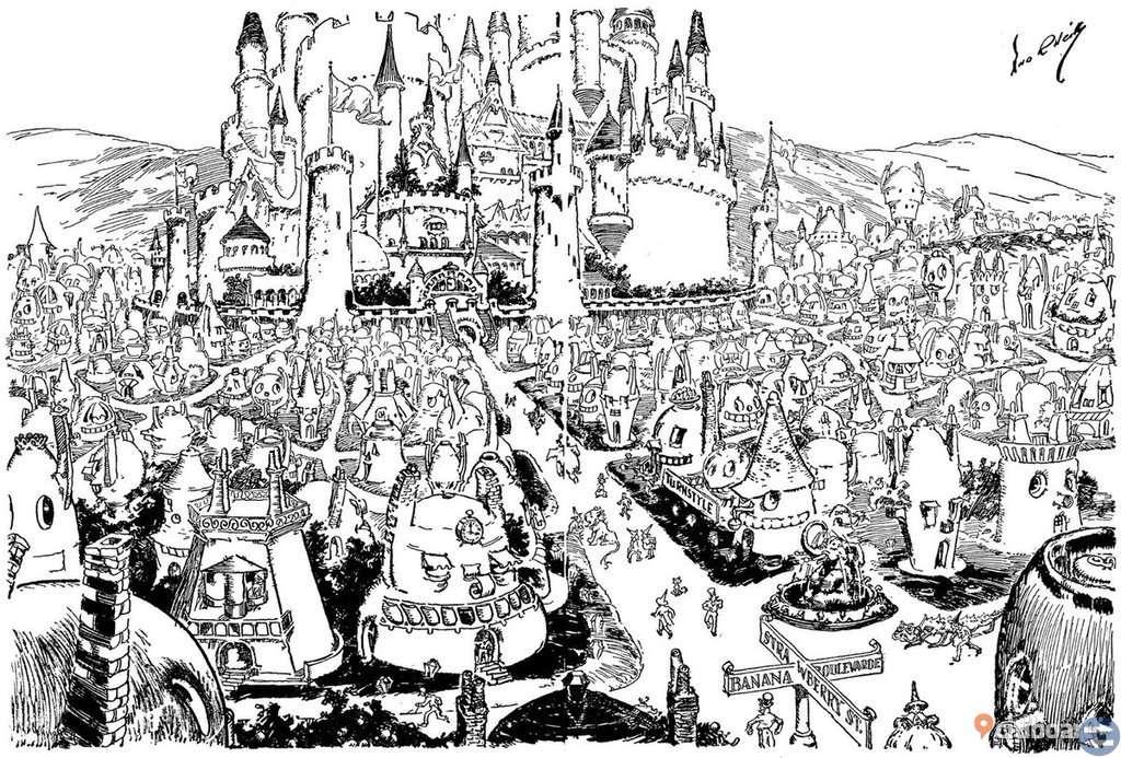 Smaragdstaden i Oz av L Frank Baum