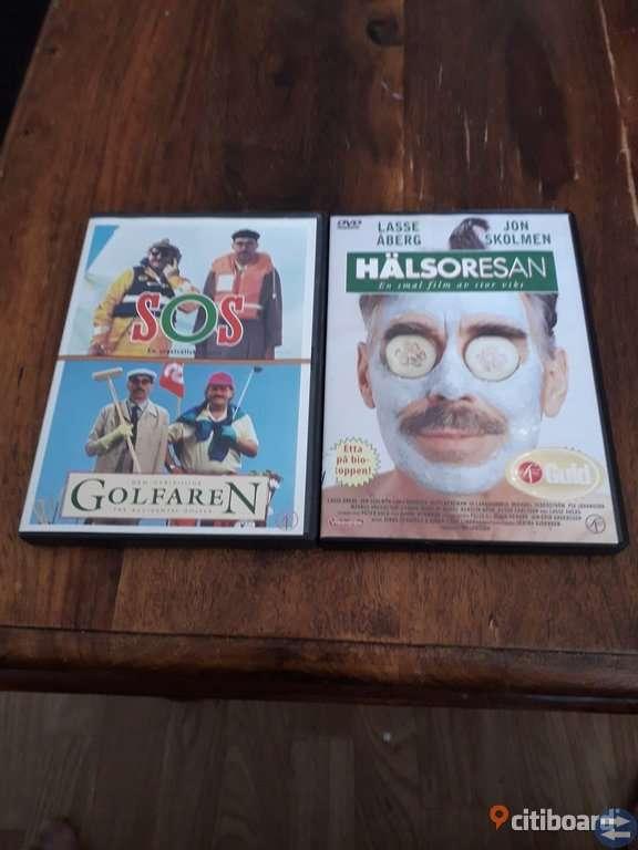 DVD filmer