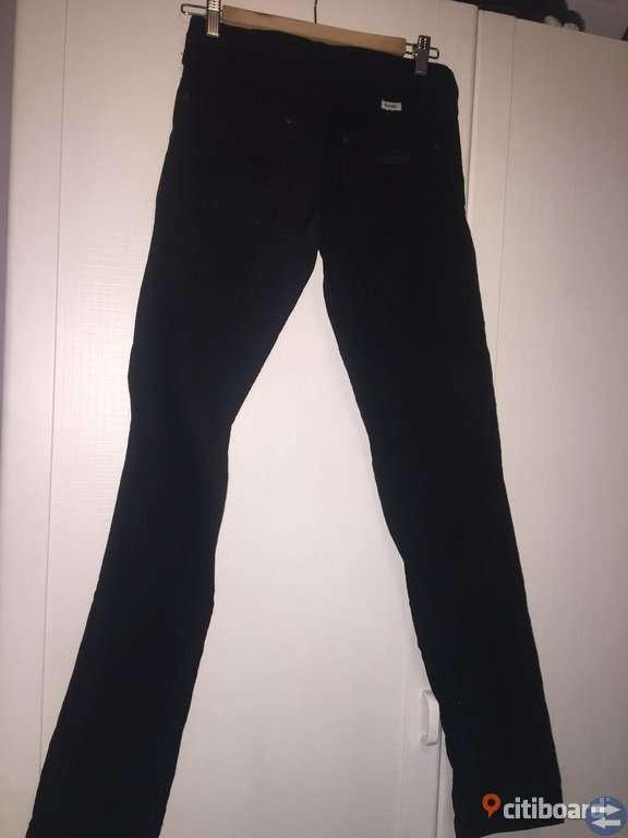 Sammet jeans