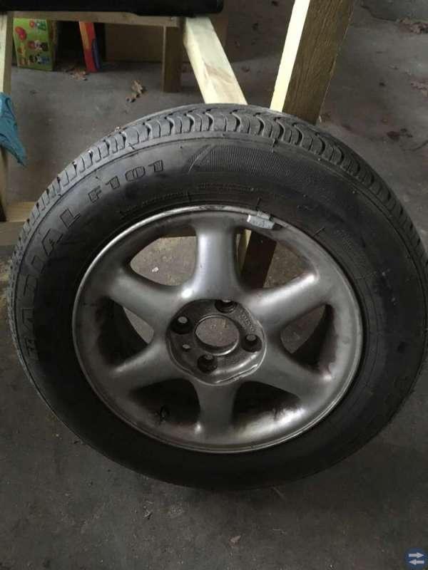 "Volvo 850 15"" Hjul"