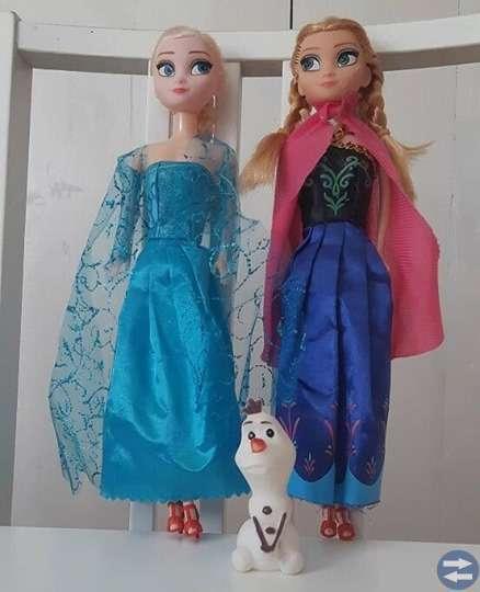 Massa barnleksaker, Toy Story, Frost m.m.