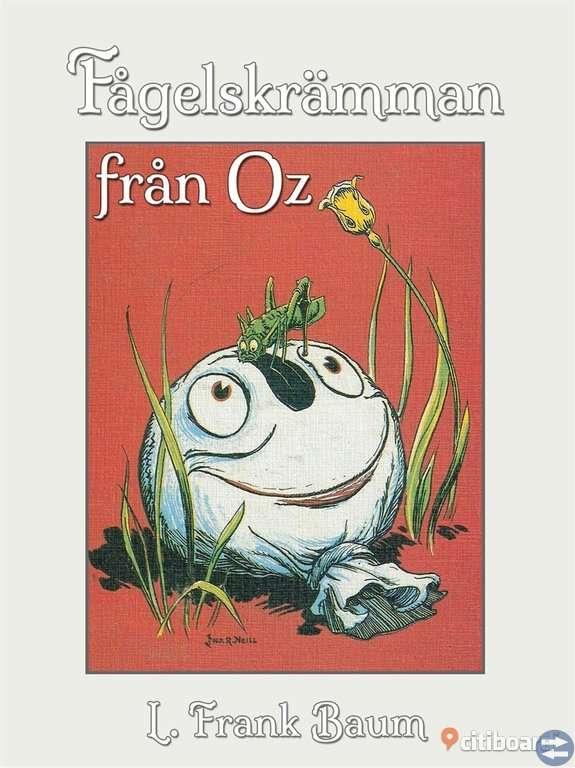 Fågelskrämman från Oz av L Frank Baum