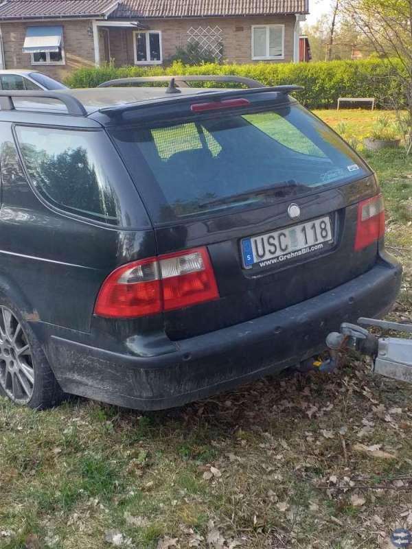 Saab 95a  2004