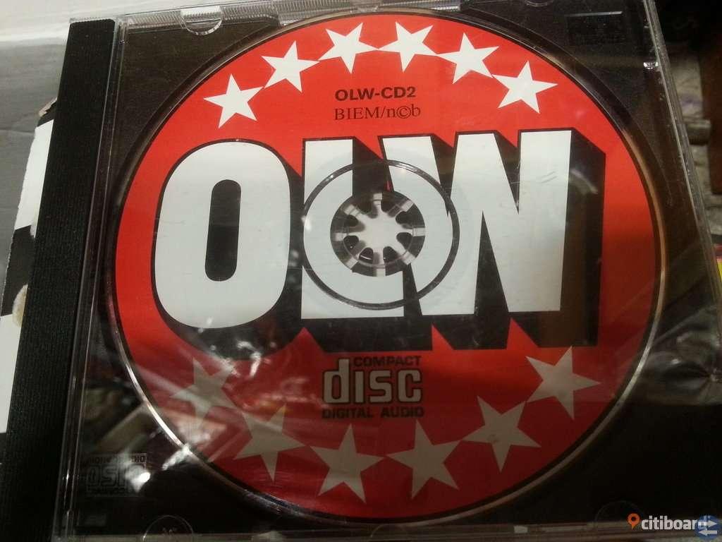 CD Skivor