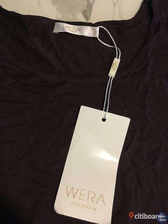 Ny T-shirt från Wera Stockholm.