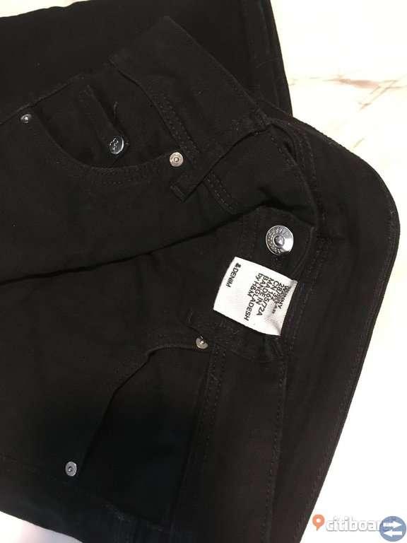 Svart Jeans från HM