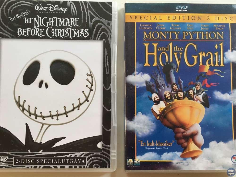 Speciella DVD