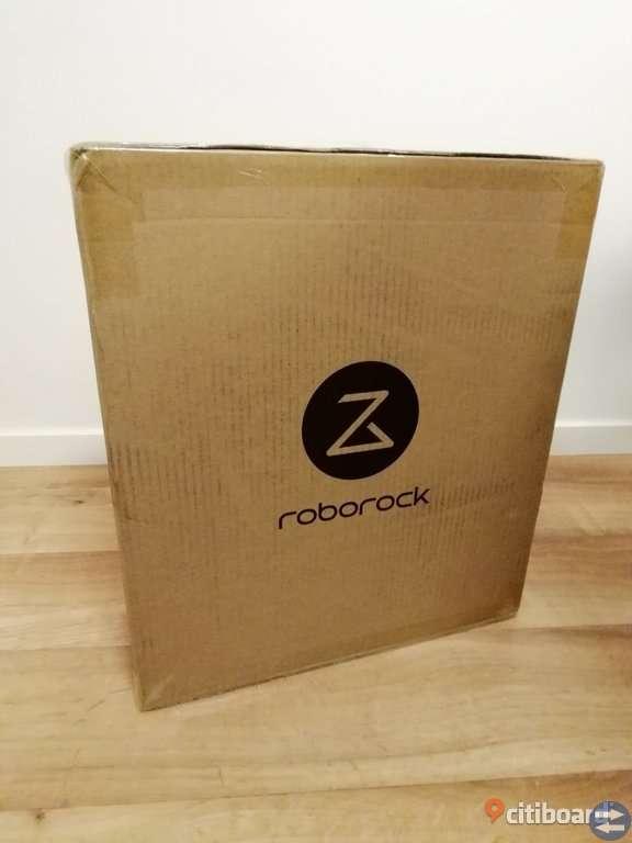 Robotdammsugare Roborock S50 Gen 2 NY OÖPPNAD med kvitto