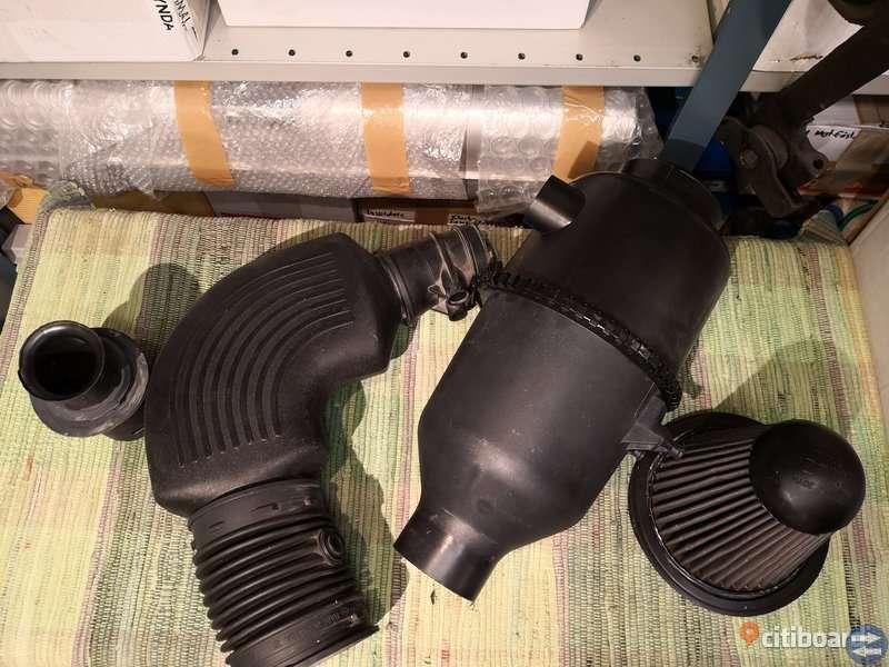 Luftburk Ford F150 & KN-Filter