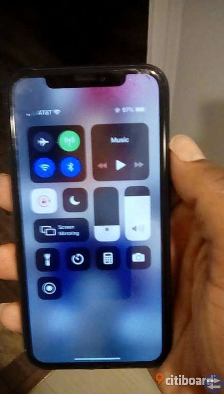 IPhone X 256 gb at&t