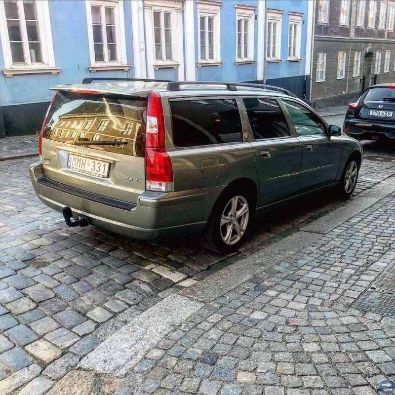 Volvo V70 Classic 2,4D | Lågmilare