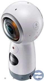 Samsung Gear 360 4K SM-R210, 360° kamera