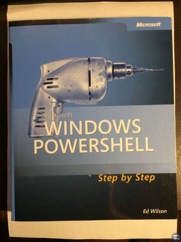 Microsoft Windows Powershell Step by Step - Tryckt