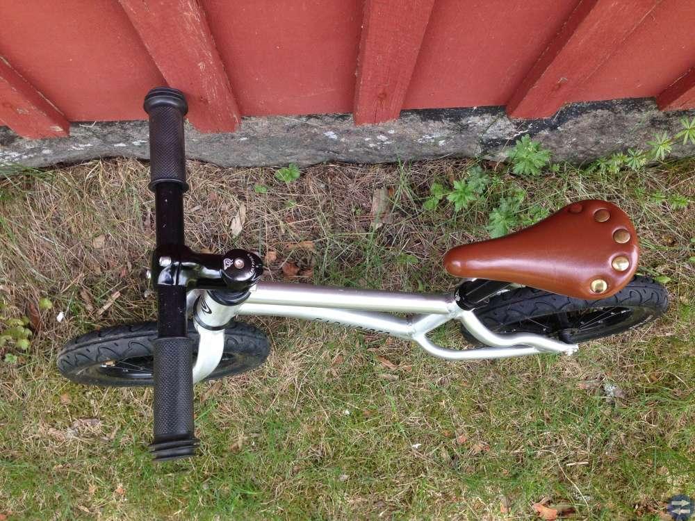 Early Rider springcykel