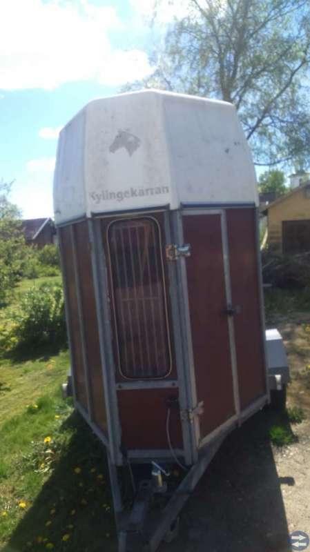 Kylinge häst transport