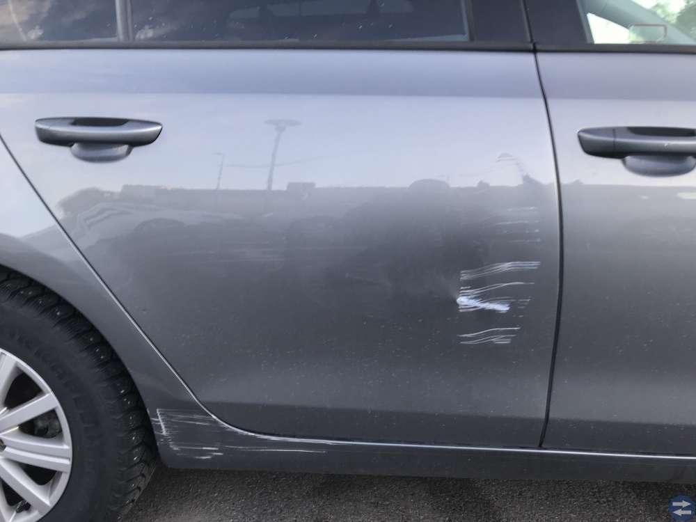 Volkswagen Golf 1.6 Miljöbränsle/Hybrid -09