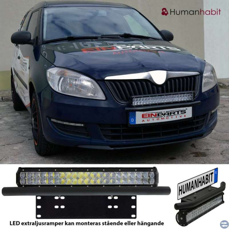 126W LED belysningspaket bortslumpas 599kr
