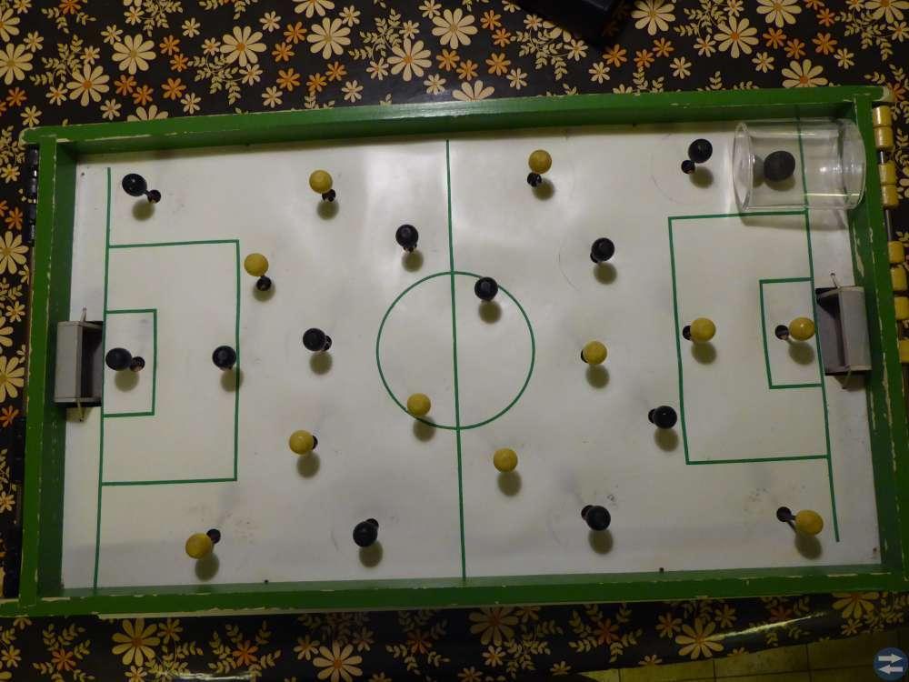 Fotbollspel