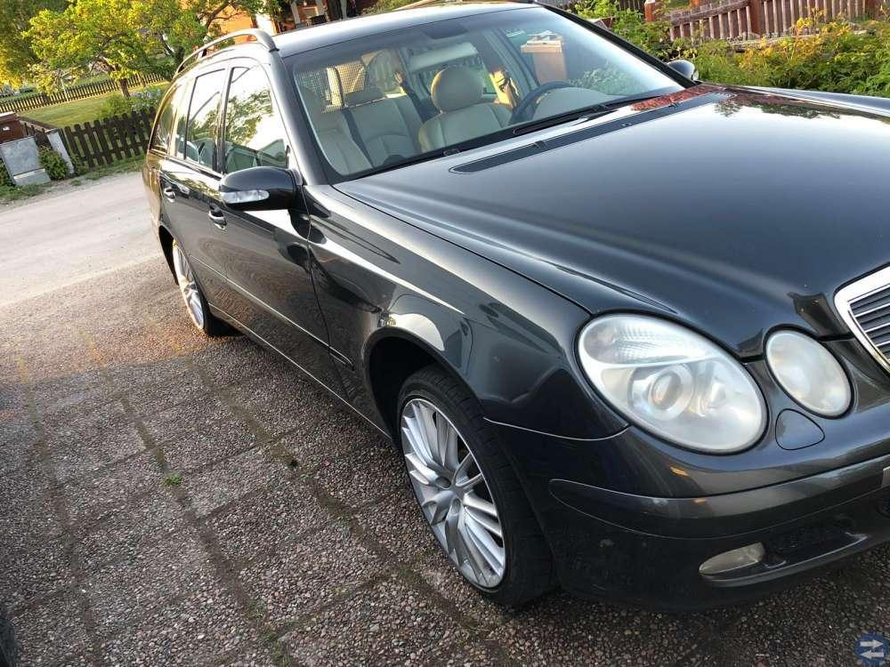 Merceds Benz E 200