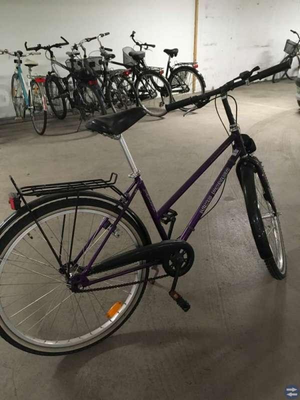 En fin cykel