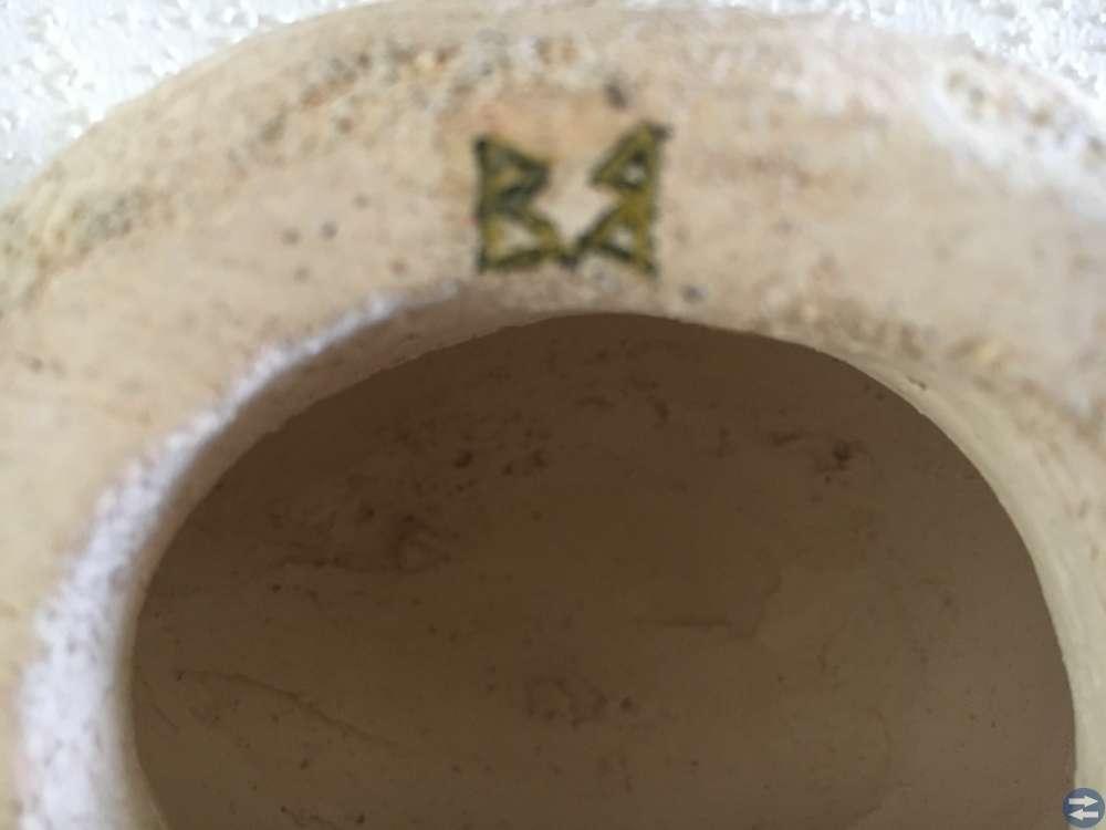 Keramikfågel