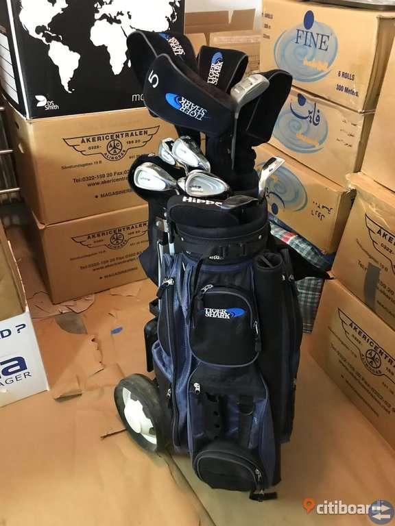 Golfklubbset
