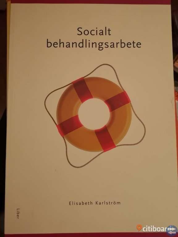 Kurslitteratur - Socialt behandlingsarbete av Elisabeth Karlström.