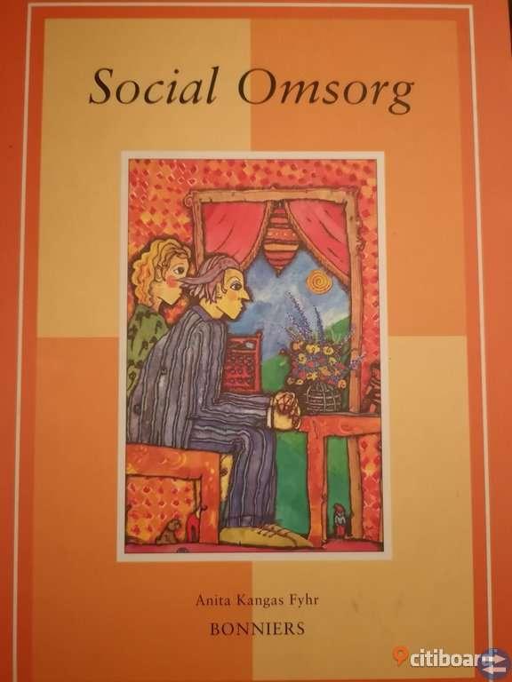 Kurslitteratur - Social omsorg av Anita Kangas Fyhr.