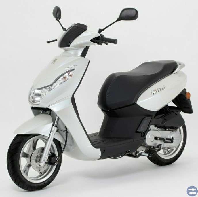 Moped klass 1 (45 km/tim)