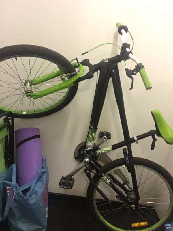 Fin cykel