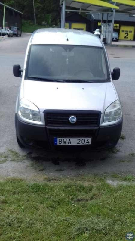 Fiat doblo skåp 1,3 JTD