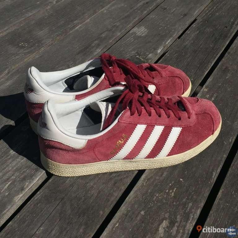 Adidas Gazelle-skor storlek 36 2/3