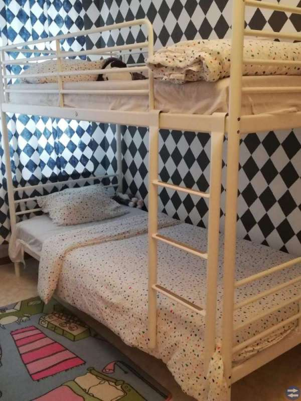 Ikea våning säng