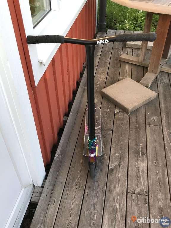 Kickbike sparkcykel