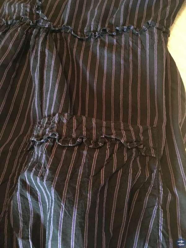 Ny klänning från Masaj
