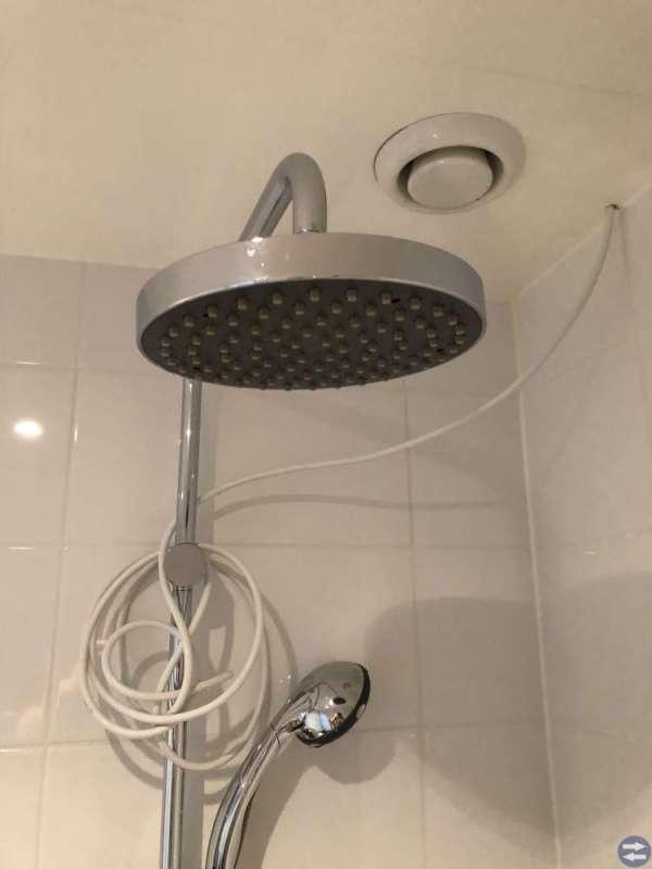 Dusch kabin