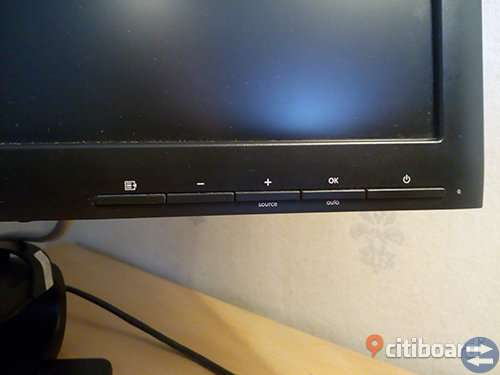 HP Compaq LA2306x Supertunn 23