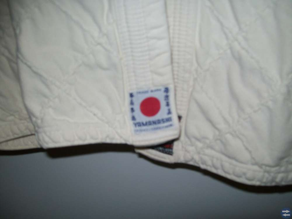 Judodräkt Yamanashi storlek 5