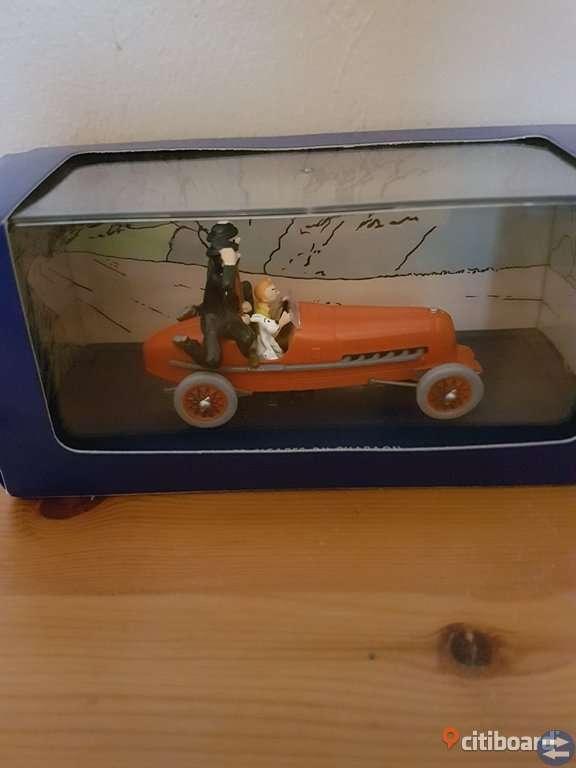 Tintin samlarbilar