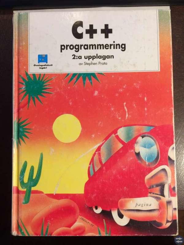 C plus plus programmering - Förf. Stephen Prata