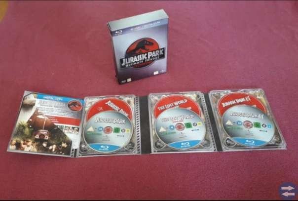 Blu-ray Boxar