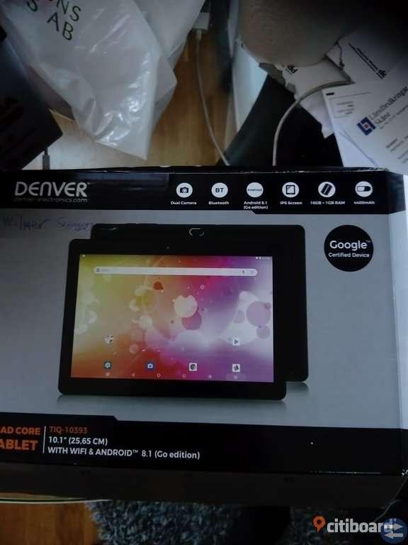 Denver tablet 10.1